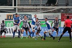 Bortamatch mot Landskrona. FOTO: Susann Sannefjäll